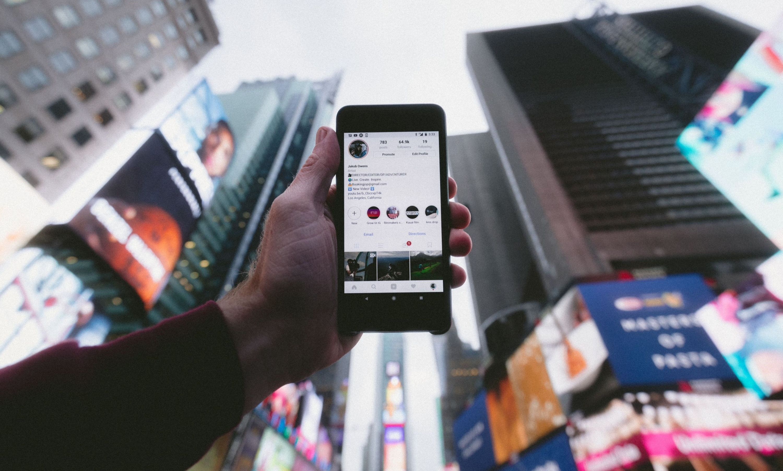 Promowanie Instagrama